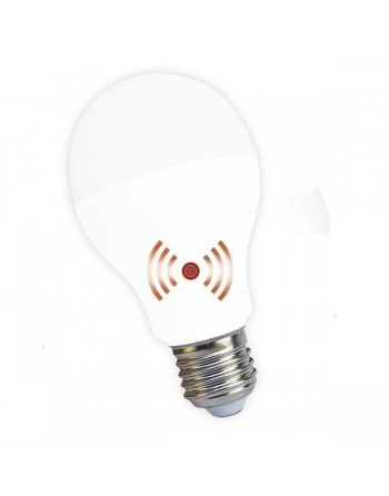 LAMPARA LED 10 W C  FOTOCELULA